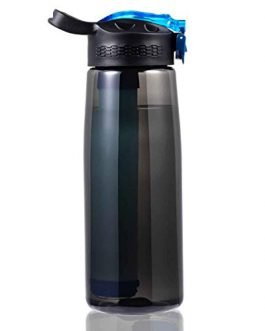 DoBrass Water Filter Bottle