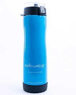 Outback Filtered Water Bottle